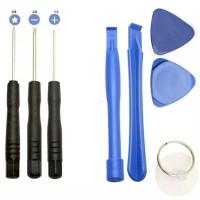obeng set iphone 8 in 1 tools opening screw alat pembuka casing hp