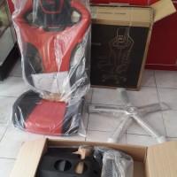 E Blue Gaming Chair Cobra