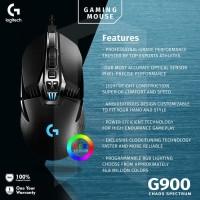 Logitech G900 Chaos Spectrum Pro Gaming Mouse ORIGINAL