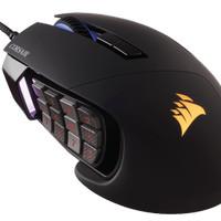 Corsair Gaming Mouse Scimitar RGB Black