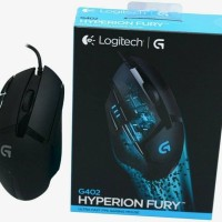 Mouse Gaming Logitech G402 Hyperion Fury Logitech Gaming Mouse G402
