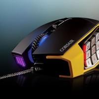 Mouse Gaming CORSAIR Scimitar PRO RGB Optical MOBA MMO Yellow
