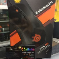SteelSeries Rival 300 Black