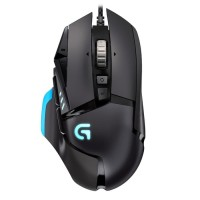 Logitech Mouse Optical Gaming G 502 proteus core