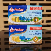 UNSALTED BUTTER ANCHOR 227 GRAM
