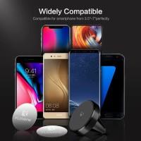 Magnetic Phone Holder Ventilasi AC mobil FLOVEME