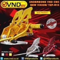 Underbone Satria Fu Footstep Underbond Vnd Cnc Satria Fu