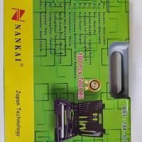 Nankai Tool Kit 100 Pcs Set Kunci Perkakas Toolkit Mrp Kenmaster