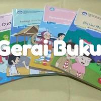 Terbaru !!! Paket 4 Buku Tematik Kelas 3 SD Semester 2 Revisi 2018