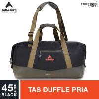 Eiger Fardel Duffle Bag 45L - Black