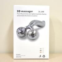 0411 3D Massager / Alat pijat manual / Alat pijat wajah