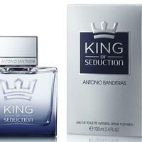 Parfum Ori Antonio Banderas King Of Seduction EDT Men 100ml with box