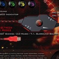 Headset Bloody G501 7.1