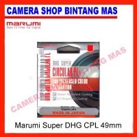 Marumi Super DHG CPL Filter 49mm Filter Camera