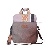 Gabag Rinjani Diaper & Cooler Bag / tas asi / tas bayi / tas ibu