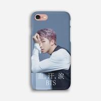 Casing HP BTS RM Blood Sweat Tears Japan iPhone, Samsung, Xiaomi