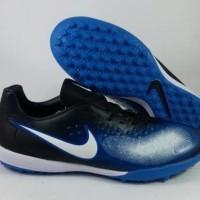 Sepatu futsal / putsal / footsal Nike Magista Onda II Black Blue TF Re