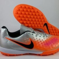 Sepatu futsal / putsal / footsal Nike Magista Onda II Silver TF Replik