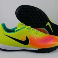 Sepatu futsal / putsal / footsal Nike Magista Onda II Yellow TF Replik