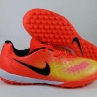Sepatu futsal / putsal / footsal Nike Magista Onda II Orange TF Replik