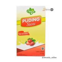 Nayz Puding Susu - Rasa Strawberry 200GR Asli