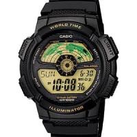 Jam Tangan Pria digital Casio Original Pria Termurah AE-1100W-1B