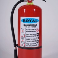 APAR / Alat Pemadam Api Ringan / Tabung Pemadam Kebakaran 6 Kg