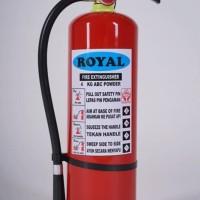 APAR / Alat Pemadam Api Ringan / Tabung Pemadam Kebakaran 4 Kg