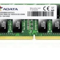 MEMORY ADATA 8 GB DDR4 2666 MHz Sodimm
