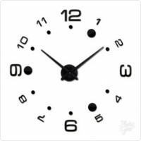Jam Dinding Quartz DIY Diameter 100Cm Unik