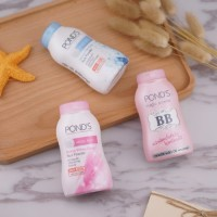 Bedak Ponds Pond's BB Magic Powder Angel Face Blue Pink Original
