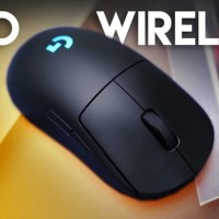 Logitech G Pro WIRELESS Gaming Mouse Original