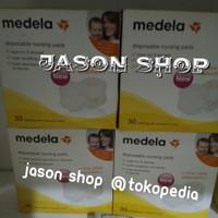 Medela Dispoable nursing pads 30 lbr/Breast pad Medela