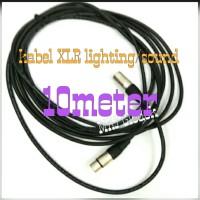 Kabel XLR Lighting/Sound 10 Meter
