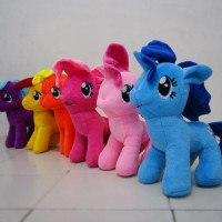 Boneka Kuda Poni My Little Pony L