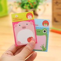 Sticky Post It Notes Animal / Catatan Kecil Motif Binatang