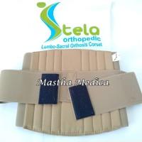 Korset Orthopedi Sacro Lumbar Perut Tulang Belakang Support Stella