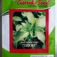 Benih Bibit Kemangi Unggul TIDORE Garuda Seed Berkualitas
