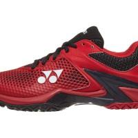 YONEX tennis SHOES POWER CUSHION ECLIPSION 2 - Red black - ORI