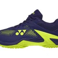YONEX tennis SHOES POWER CUSHION ECLIPSION 2 - Navy yellow - ORI