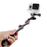 TMC 3 Way Foldable Pocket Stabilizer Grip Monopod GoPro Tongsis Lipat