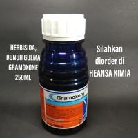 GRAMOXONE 250ML - HERBISIDA / HERBICIDE (pembasmi gulma / rumput liar)