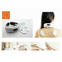 Pijat Leher Terapi Phyotherapeutic Instrument Neck Massager hx 5880
