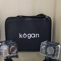 New Version Sport Action Camera KOGAN Wifi 4K GO PRO WIFI With BAG