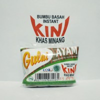 Bumbu Basah Instant Kini Khas Minang (GULAI AYAM)