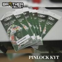 Pinlock KYT Vendetta 2 RC7 R10 K2r k2rider sparepart