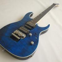 Gitar Listrik Ibanez Premium Blue Color