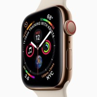 iWatch Apple Series 4 - 40mm - Nike Alum - Garansi Internasional
