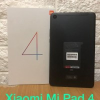 Hp Xiaomi Mipad 4 Ram 4Gb Internal 64Gb Garansi Distributor