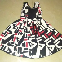 uk 0-2 thn Dress Anak Dress bayi dress scuba dress payung dress fila